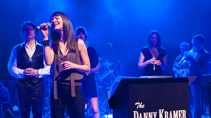 The Danny Kramer Dance Band one of the top wedding and corporate event bands in Manitoba