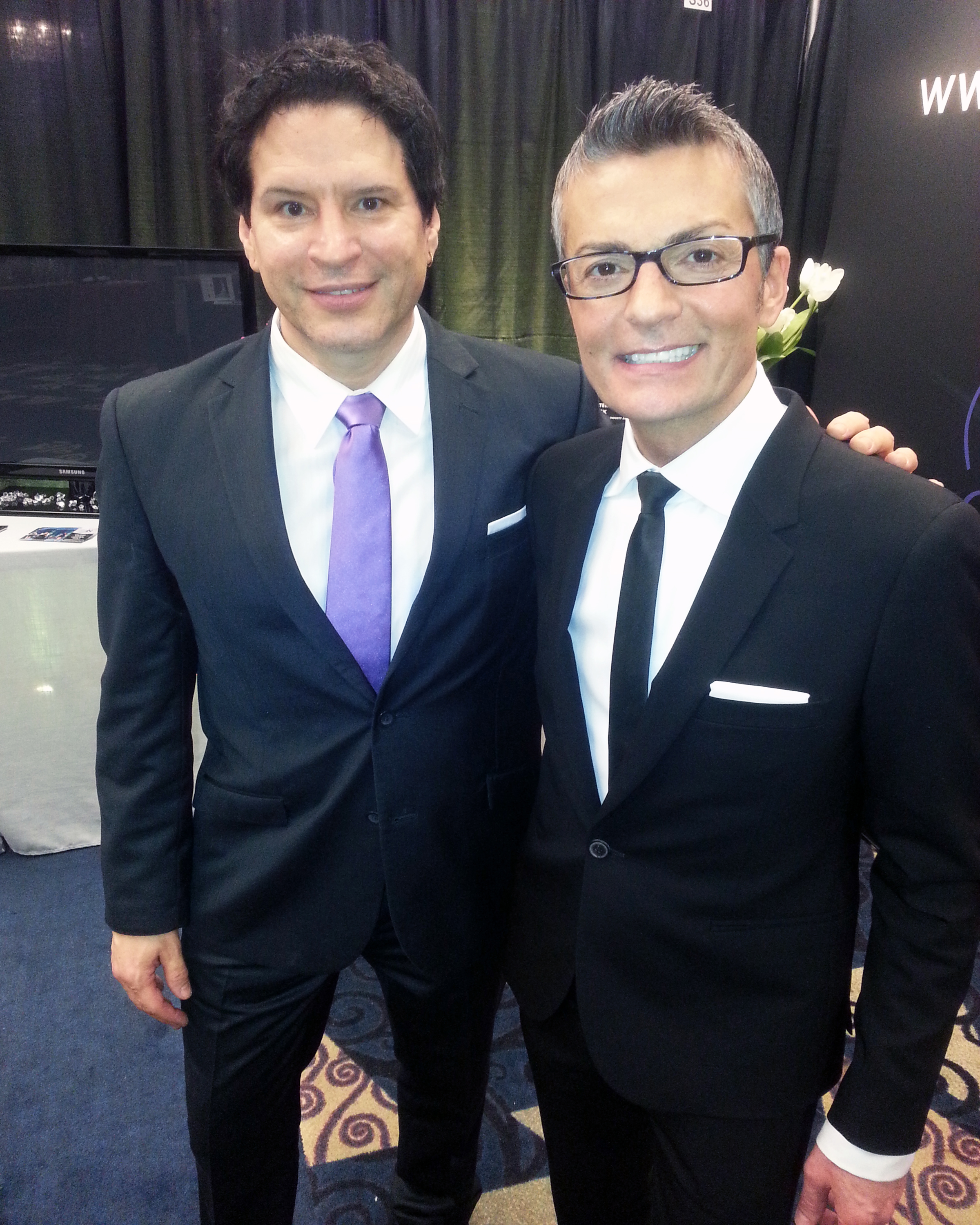 Randy Fenoli from Say Yes to the Dress With Danny Kramer